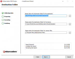 Update File Associations Page